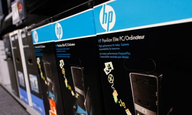 Hewlett-Packard's earnings were a nice surprise for Wall Street.