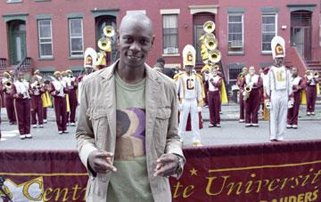 Dave Chappelle in Rogue Pictures' Dave Chappelle's Block Party