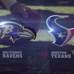 Week 16: Baltimore Ravens vs. Houston Texans highlights