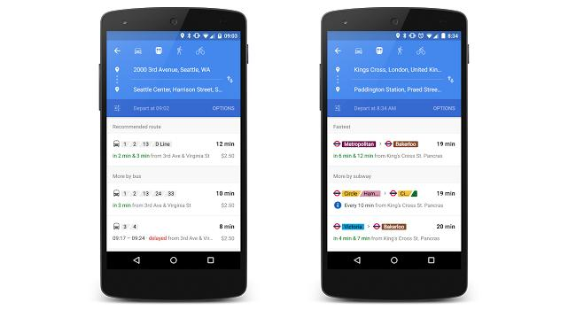 Google Maps update brings huge improvements – but probably not for you