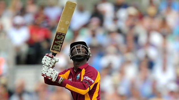 Darren Sammy won the toss and elected to bat fbefore West Indies were bowled out for 70