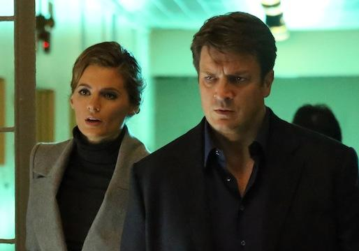 Castle Recap: Castle and Bucket