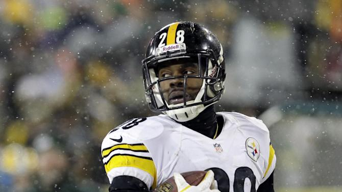 Resilient Allen back in starting role for Steelers
