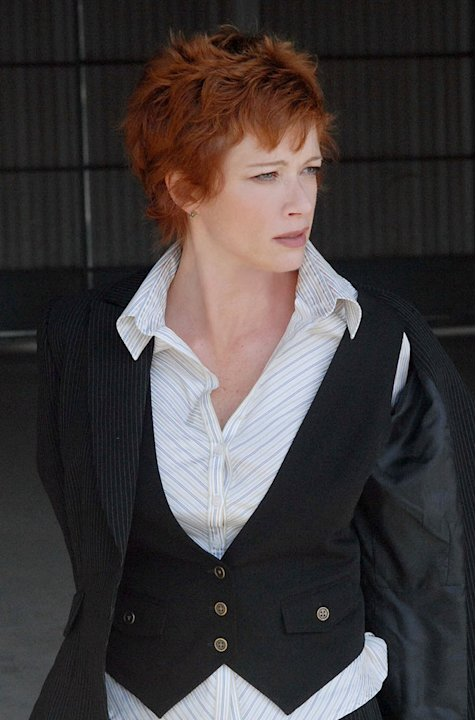 Lauren Holly stars as Director Shepard in NCIS on CBS.