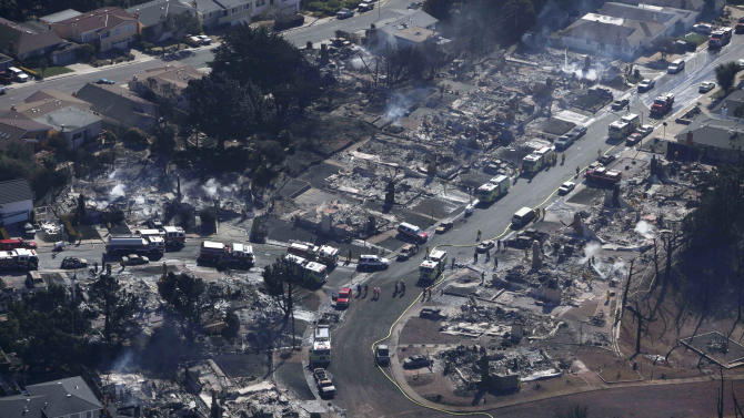 PG&E: Federal criminal charges likely in gas blast