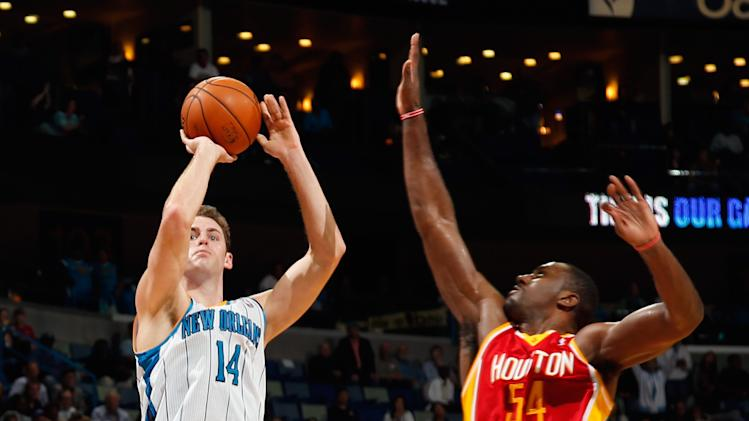 Houston Rockets v New Orleans Hornets