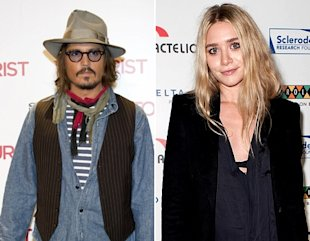 ¿Ashley Olsen es la nueva conquista de Johnny Depp?