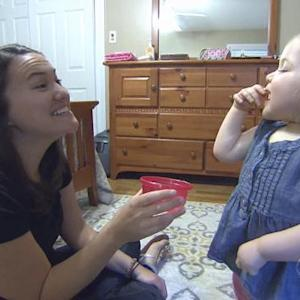 Ailing toddler's medical mystery