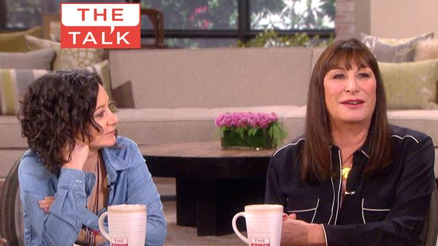 The Talk - Anjelica Huston on Jack Nicholson and Her Second Memoir