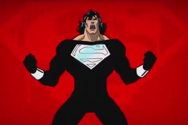 Zack Snyder Directs Another Superman – This One's an Animated Short (Video)