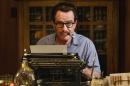 """This photo provided by courtesy of the Toronto International Film Festival shows Bryan Cranston as screenwriter Dalton Trumbo in a scene from the film, """"Trumbo,"""" directed by Jay Roach. The blockbuster summer movie season is still going strong, but the Toronto International Film Festival provided a peek Tuesday, July 29, 2015, at some of the movies and performances, including """"The Martian,"""" """"The Program,"""" """"Trumbo,"""" and others, that could help set the tone for the upcoming awards season. The festival will kick off its 40th year on Sept. 10 with the romantic drama """"Demolition,"""" starring Naomi Watts and Jake Gyllenhaal. (Toronto International Film Festival via AP)"""
