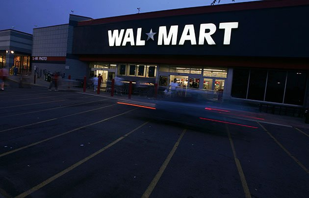 File photo of Walmart store (Chris Hondros/Getty)