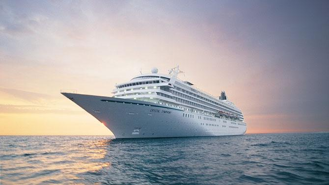 The World's Most Luxurious Cruise Ships