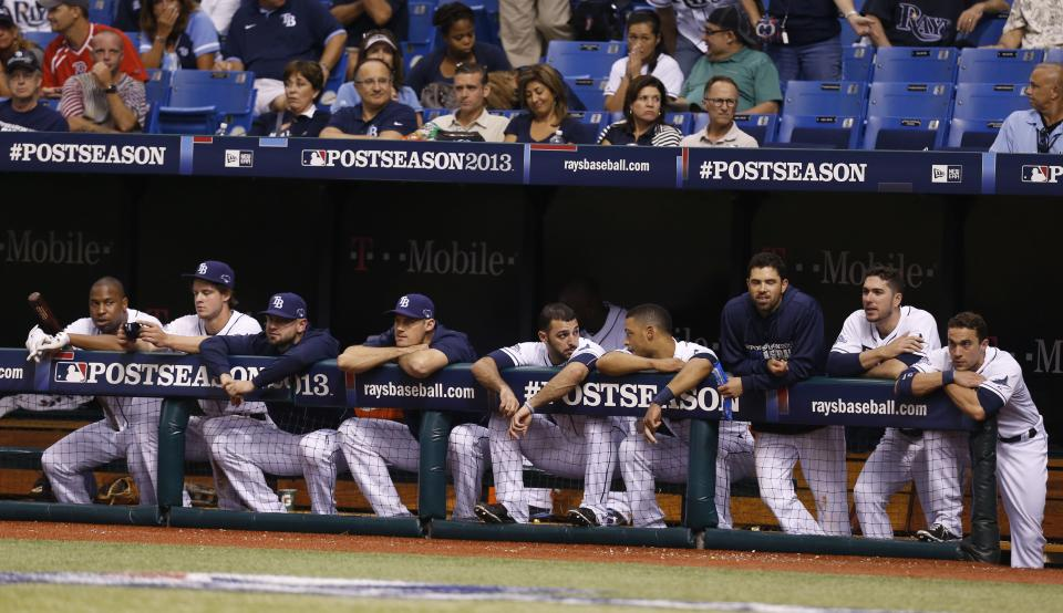 Another Rays season ends in disappointment
