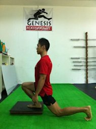 knee pain rehab singapore exercises