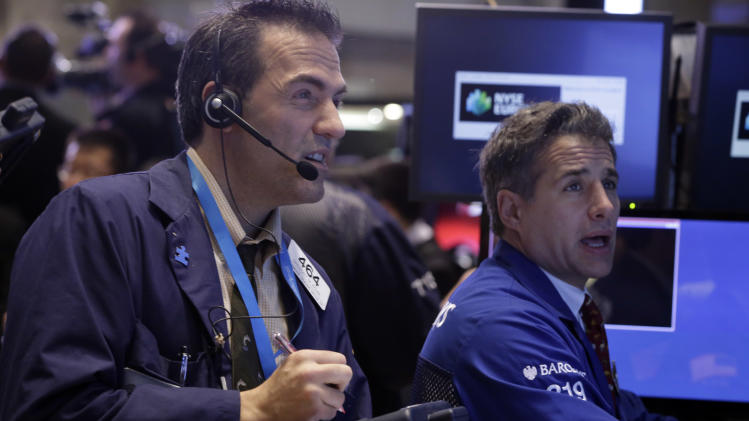 Stocks end mostly higher on signs of compromise