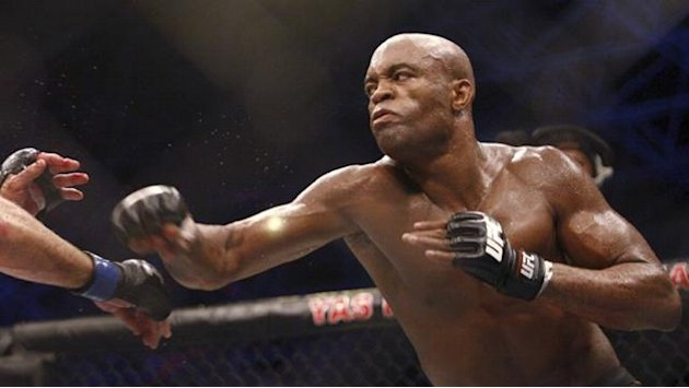 Mixed Martial Arts - Anderson Silva sets sights on GSP, Jon Jones