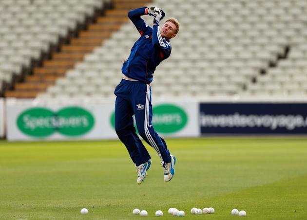 Cricket - Natwest One Day International Series - Third One Day International - England v Australia - England Nets - Edgbaston