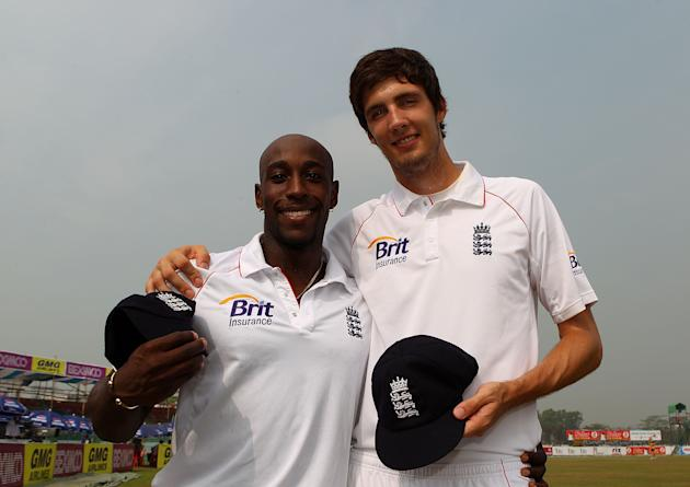 Bangladesh v England - 1st Test Day Three