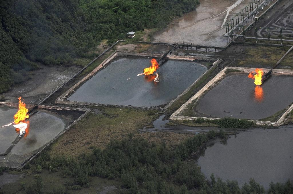 Shell reopens two key Nigeria pipelines shut over leaks, sabotage