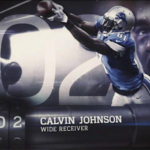'Top 100 Players of 2014': Calvin Johnson