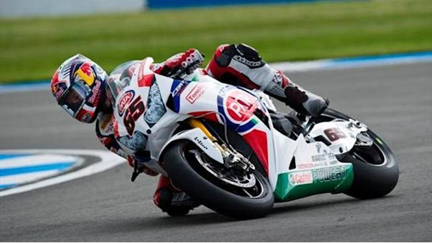 Superbikes - Donington WSBK: Bike is still 'work in progress' for Rea
