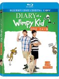 Diary of a Wimpy Kid: Dog Days Box Art