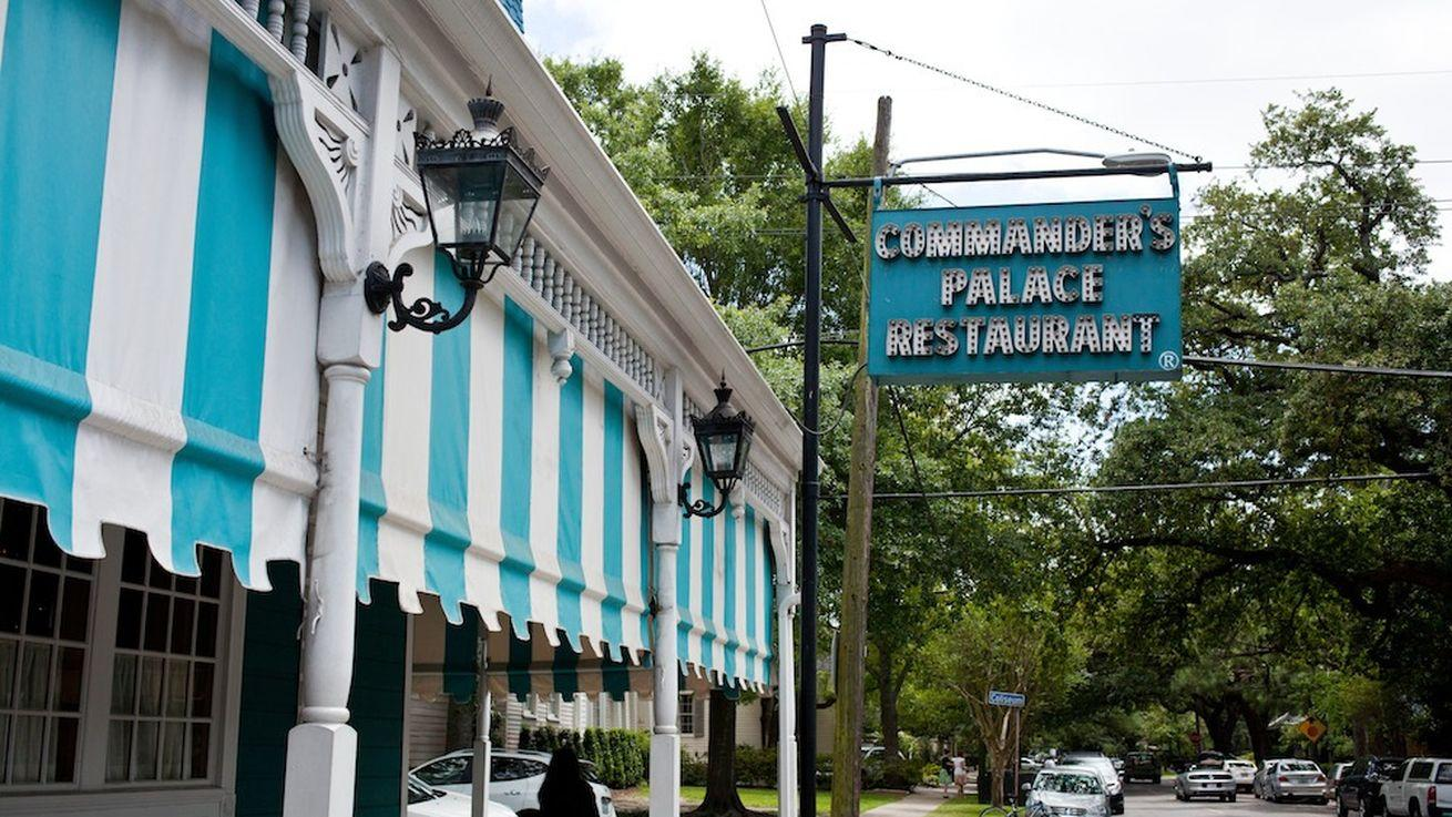 New Orleans Icon Commander's Palace Only Dates Back to 1893, Not 1880