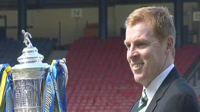 Hibernian, Celtic prepare for Final