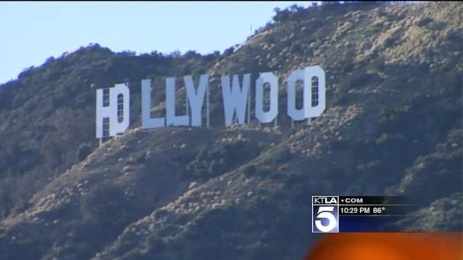 Cyclists and Hikers Take on Canyon Residents in Battle Over Access to the `Hollywood Sign`