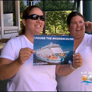 "NCL Hosts ""Twitter Hunt"" For Free Cruise"