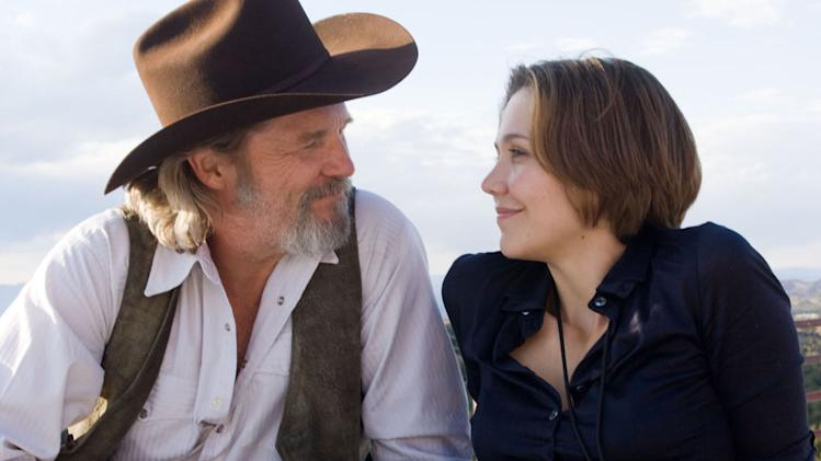 Jeff Bridges Maggie Gyllenhaal Crazy Heart Production Stills Fox Searchlight 2009