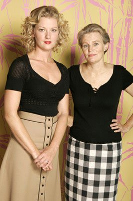 Gretchen Mol and director Mary Harron