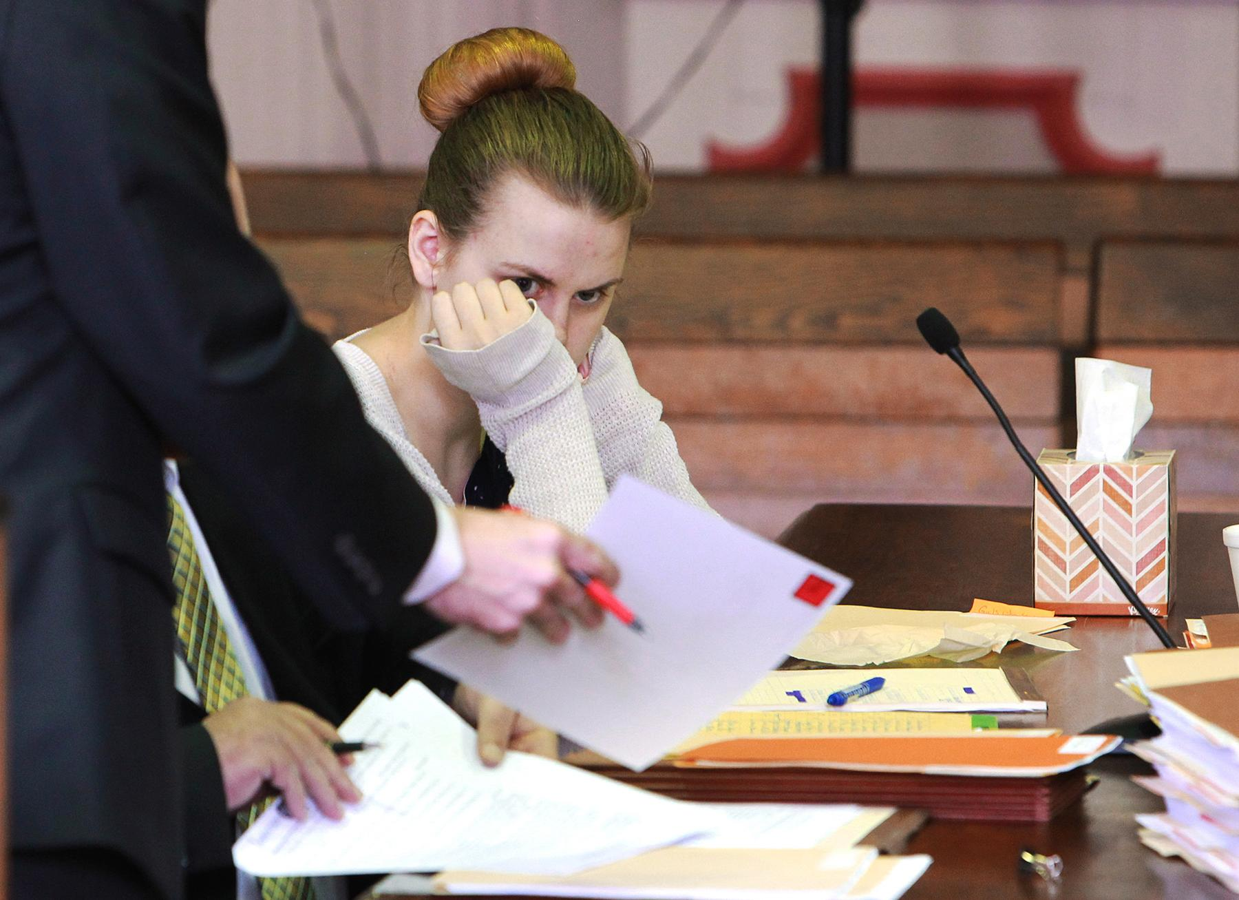 Sorority Sister Who Left Newborn Daughter to Die in Campus Trash Is Jailed for Life