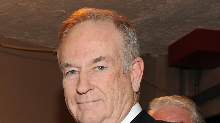 This Oct. 13, 2012 file photo shows Fox News commentator and author
