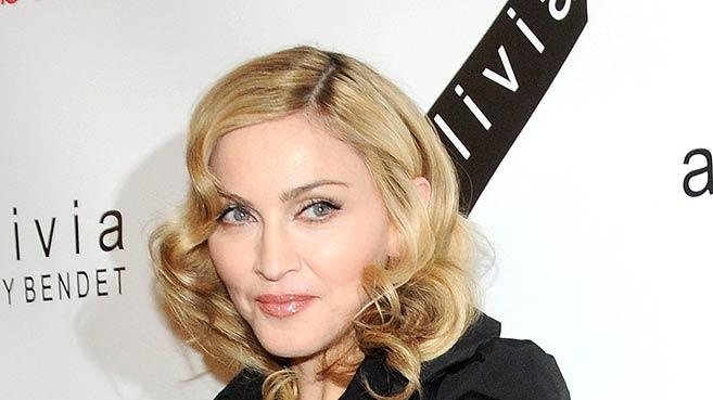 Madonna Bent On Learning