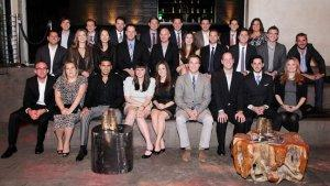 The Hollywood Reporter's Next Gen Class of 2012 Parties Down (Video)