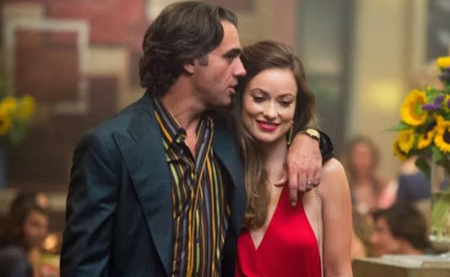 Bobby Cannavale Loves That His 'Vinyl' Co-Star Olivia Wilde Spit On Him