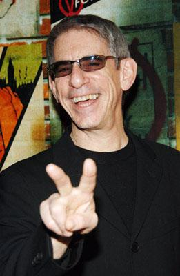 Premiere: Richard Belzer at the New York premiere of Warner Bros. Pictures' V for Vendetta - 3/13/2006