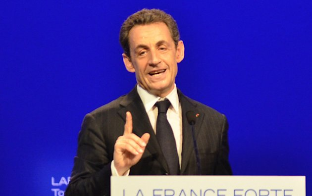 Nicolas Sarkozy : Les prsents cest maintenant !