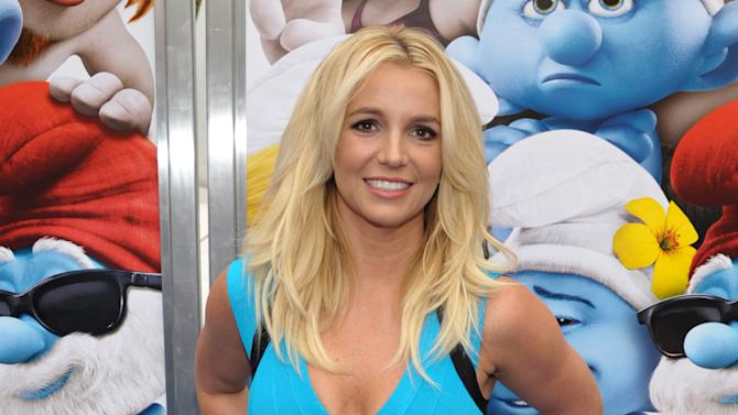 Britney Spears announces Las Vegas residency