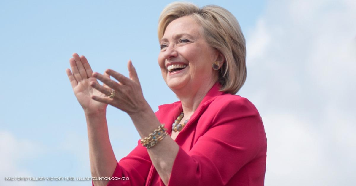Become a Part of the Official Clinton Campaign