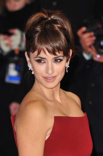 Penelope Cruz at the BAFTA Awards