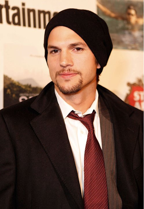 Ashton Kutcher attends Spread Premiere After Party Presented by Entertainment Weekly and Stella Artois on January 17th, 2009 in Park City, Utah. 