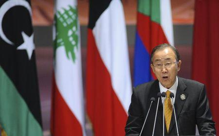 U.N. Secretary General troubled by Iraq abuse claims, refugees