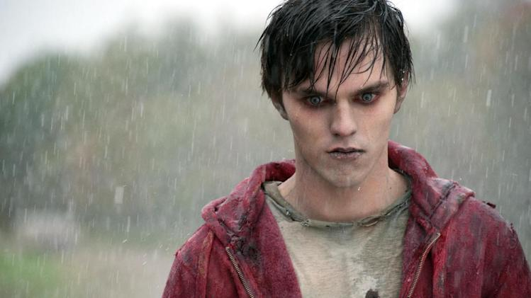 """This film image released by Summit Entertainment shows Nicholas Hoult in a scene from """"Warm Bodies."""" (AP Photo/Summit Entertainment, Jonathan Wenk)"""