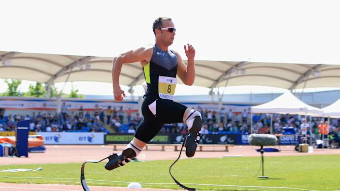 BT Paralympic World Cup - Day One