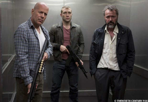 Die Hard 5: La bande-annonce promet du grand spectacle