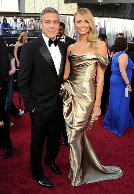 Oscars 2012 Red Carpet