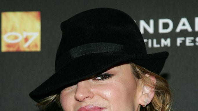 "Drea de Matteo arrives at the ""Broken English"" screening held at the Racquet Club during the 2007 Sundance Film Festival on January 20, 2007 in Park City, Utah."